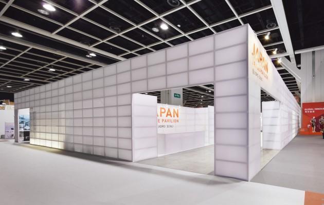 INNO DESIGN TECH EXPO 2010 JAPAN TRADE PAVILION