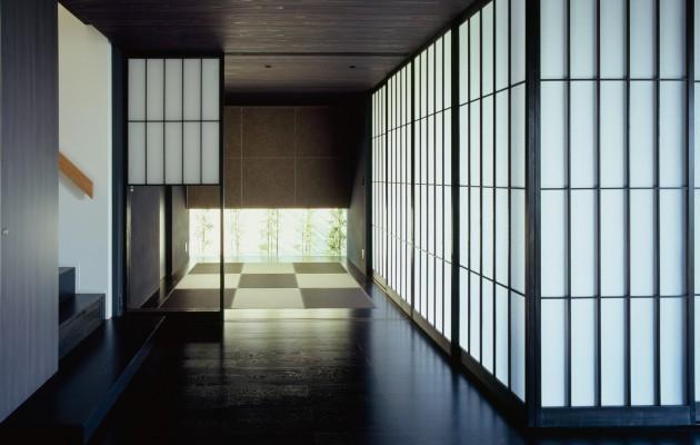 鎌倉山の家
