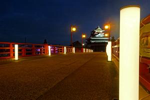 VMP-2を採用した橋の上のあかりアップ
